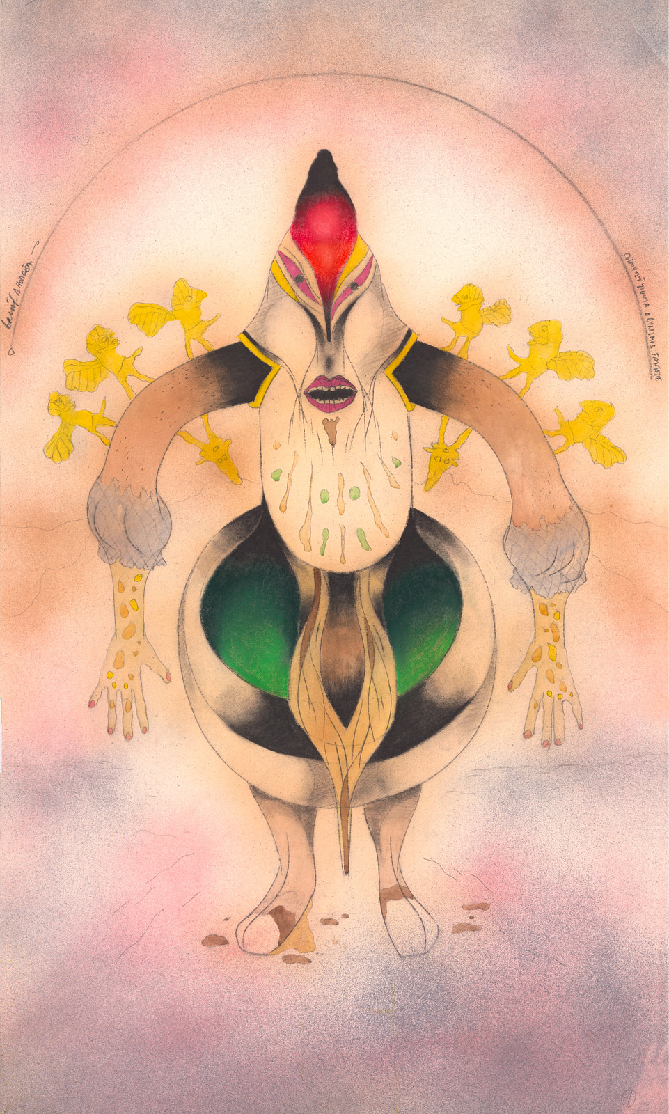 Karol Baron - Brutality & Cynicism Of Life Fantasy, 1990-2000