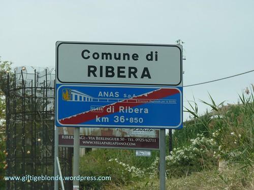 Ribera, die Heimatstadt meines Papas