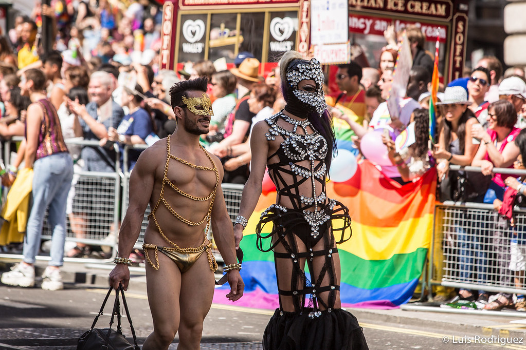 Pride 2016 in London-8