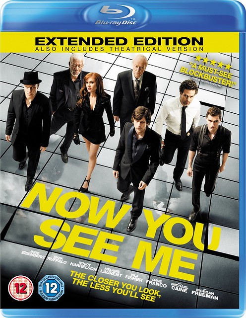 Now You See Me - Extended Cut - Cover