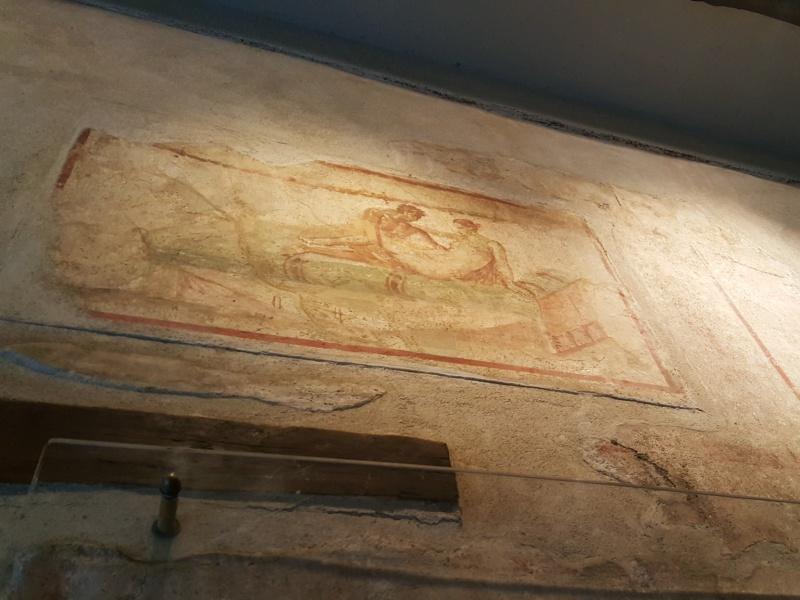 Pompeii brothel