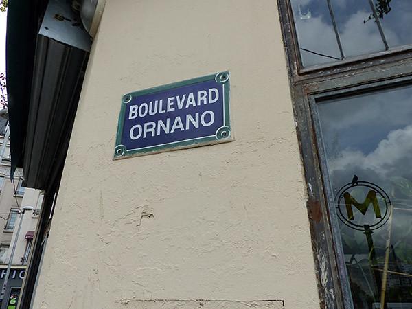 boulevard ornano