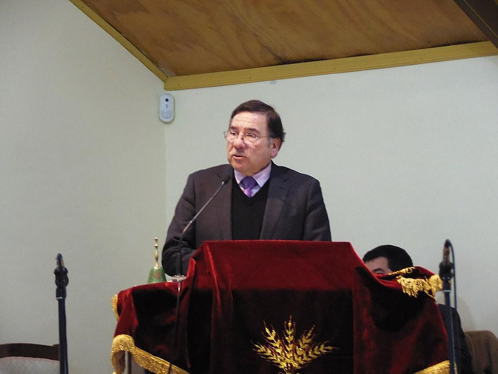 Visita de Superintendencia a Iglesia de Hualpén