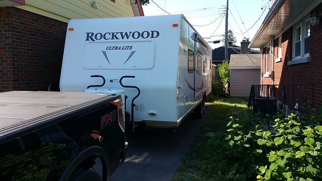 Trailer's home!