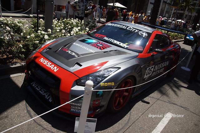 2014 Nissan Skyline GTR Nismo