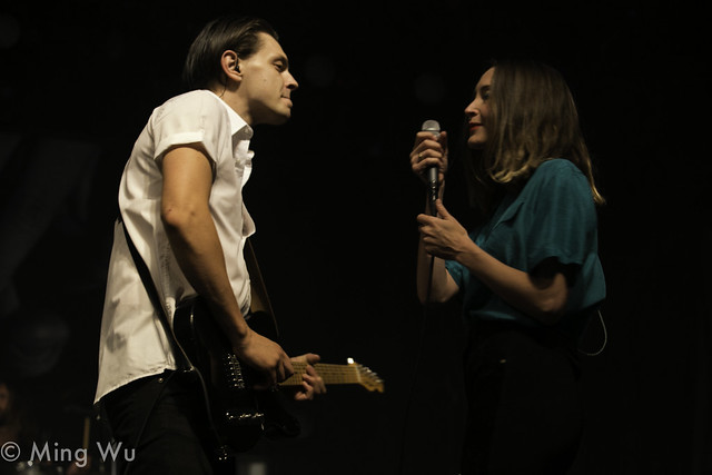 July Talk @ Ottawa Dragon Boat Festival 2016