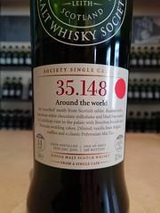SMWS 35.148 - Around the world