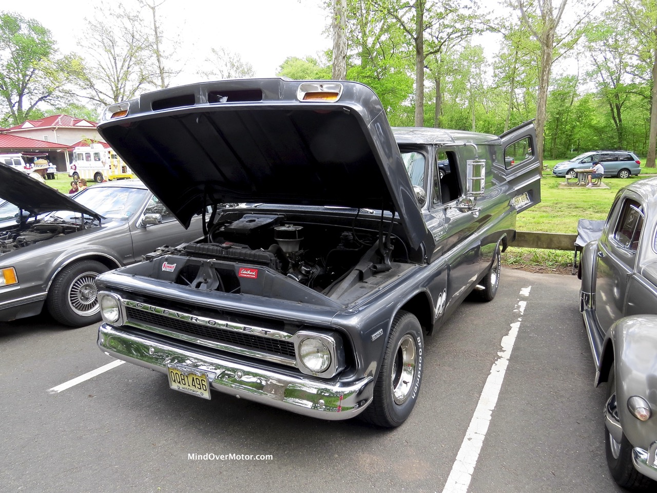 1965 Chevrolet Panel Van