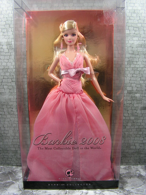 2007 Barbie 2008 The Most Collectible Doll In The World L9590 (2)