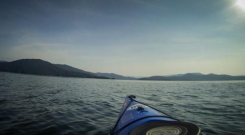 Lake Jocassee Kayaking-28