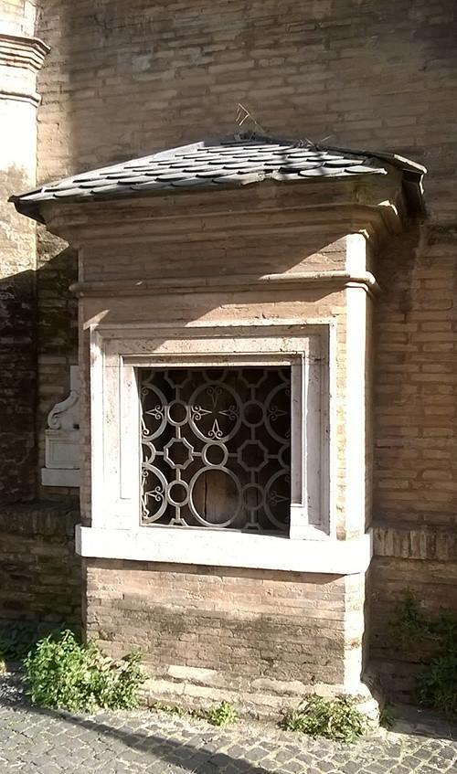 Rome Santo Spirito in Sassia
