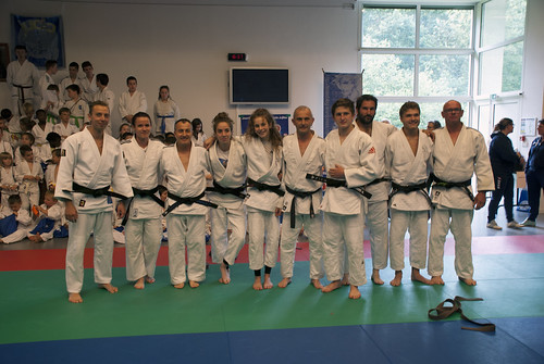 Fête du judo 2016