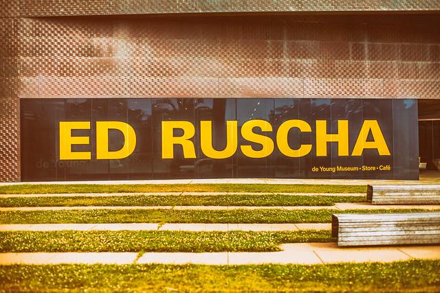 Ed Ruscha