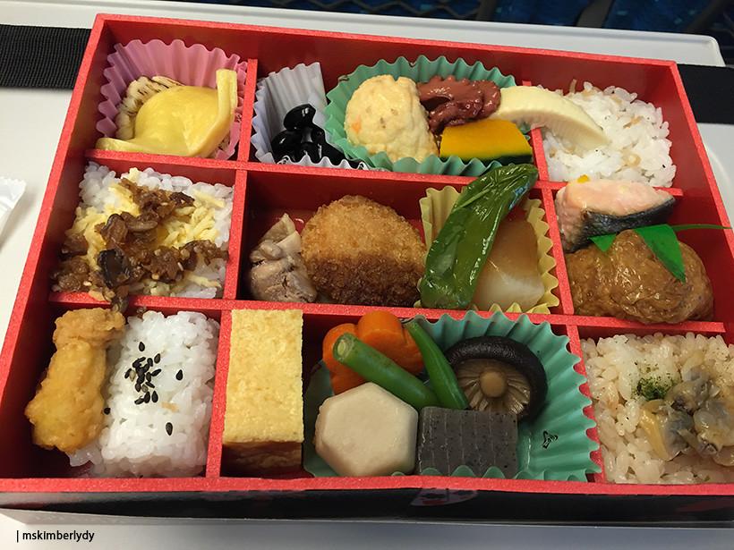 Japan 2016: Day 4 Bento