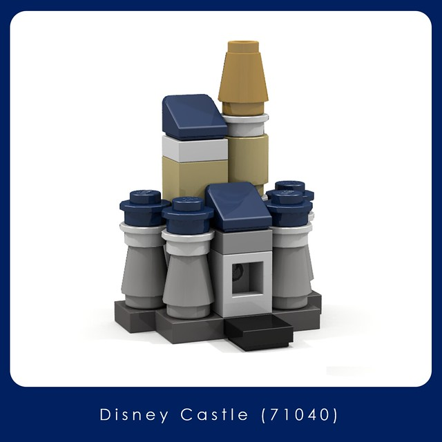 LEGO Brand Store - Disney Castle 71040