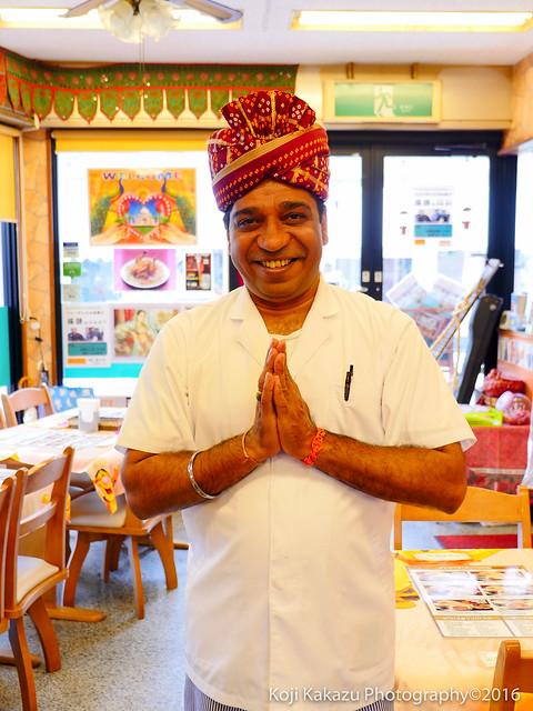 「ラージャ」インド料理レストラン-40
