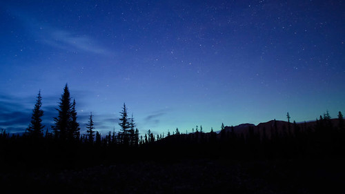 Banff Surprise Star Party Timelapse