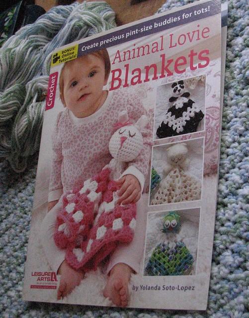 Animal Love Blankets