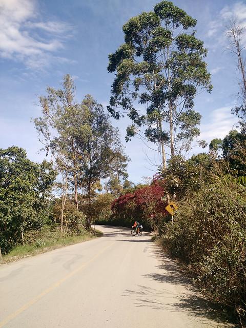 Travesía Boyacá Día 4. Garagoa - Tibaná