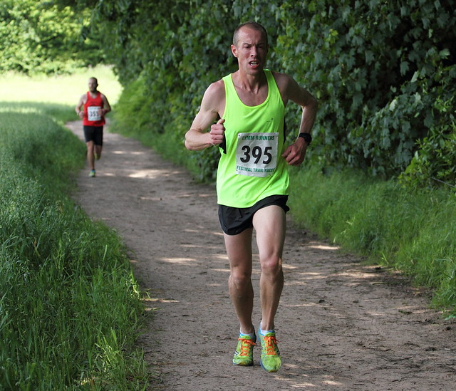 LymmFestival 10k trail race
