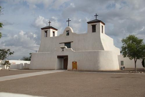 St Augustine Catholic Church, Isleta, NM