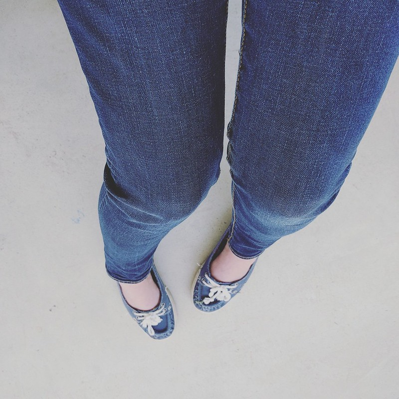 131. Wearable. #cy365 #365project #365 #jeans #denim #blue