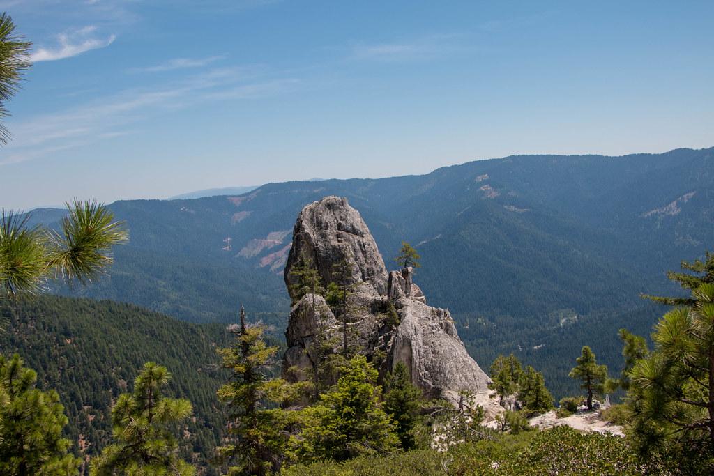 07.02. Castle Crags State Park