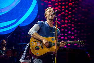 Coldplay at Scottrade Center 7/21/16