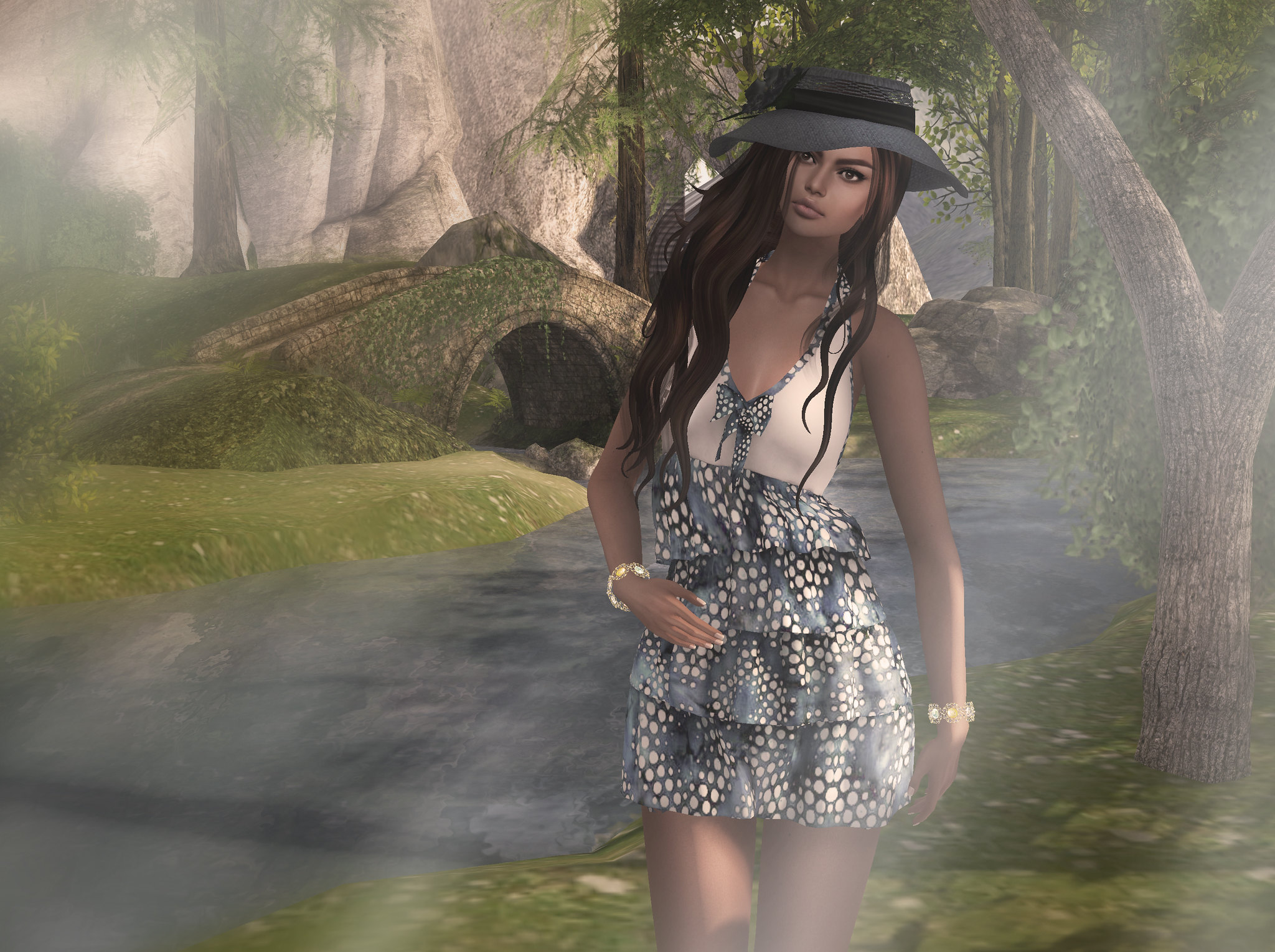NEW!!! [Aleutia] , Luminesse at SWANK EVENT and :EMO-tions:.at HAIR FAIR