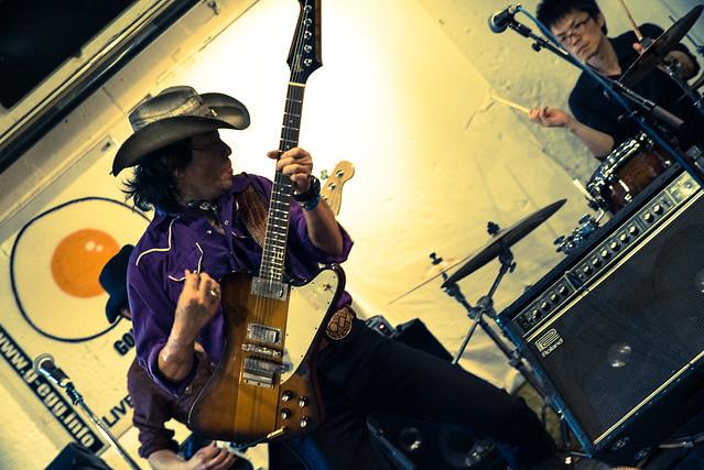 鈴木Johnny隆バンド live at Golden Egg, Tokyo, 28 May 2016 -00202