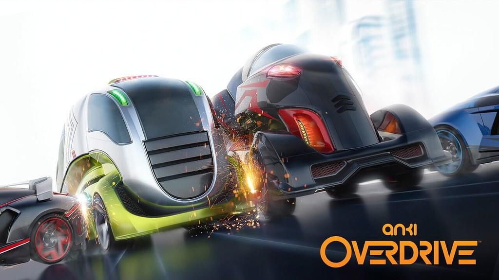 OVERDRIVE trucks racing (1)