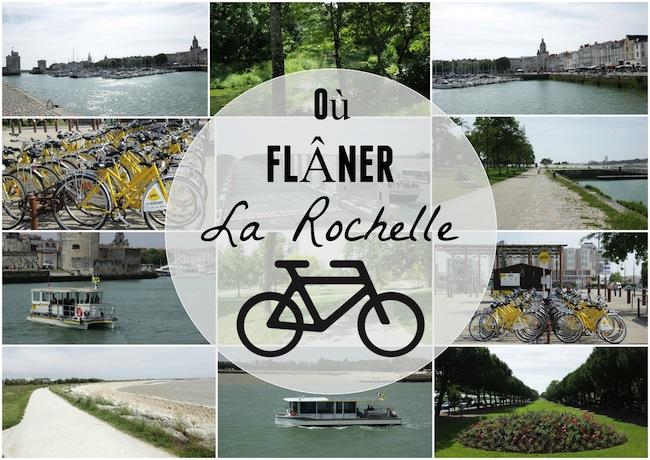 Les endroits où flâner à La Rochelle