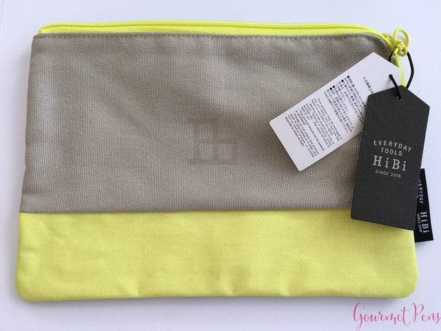 Mark's HiBi Pouches for Organizing @BureauDirect1