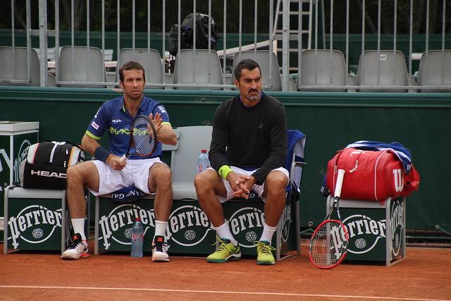 Radek Stepanek & Nenad Zimonjic