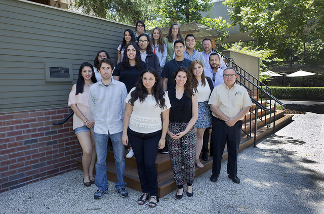 Mexican Law Students Visit 2016