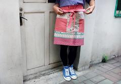yuko醬圍裙