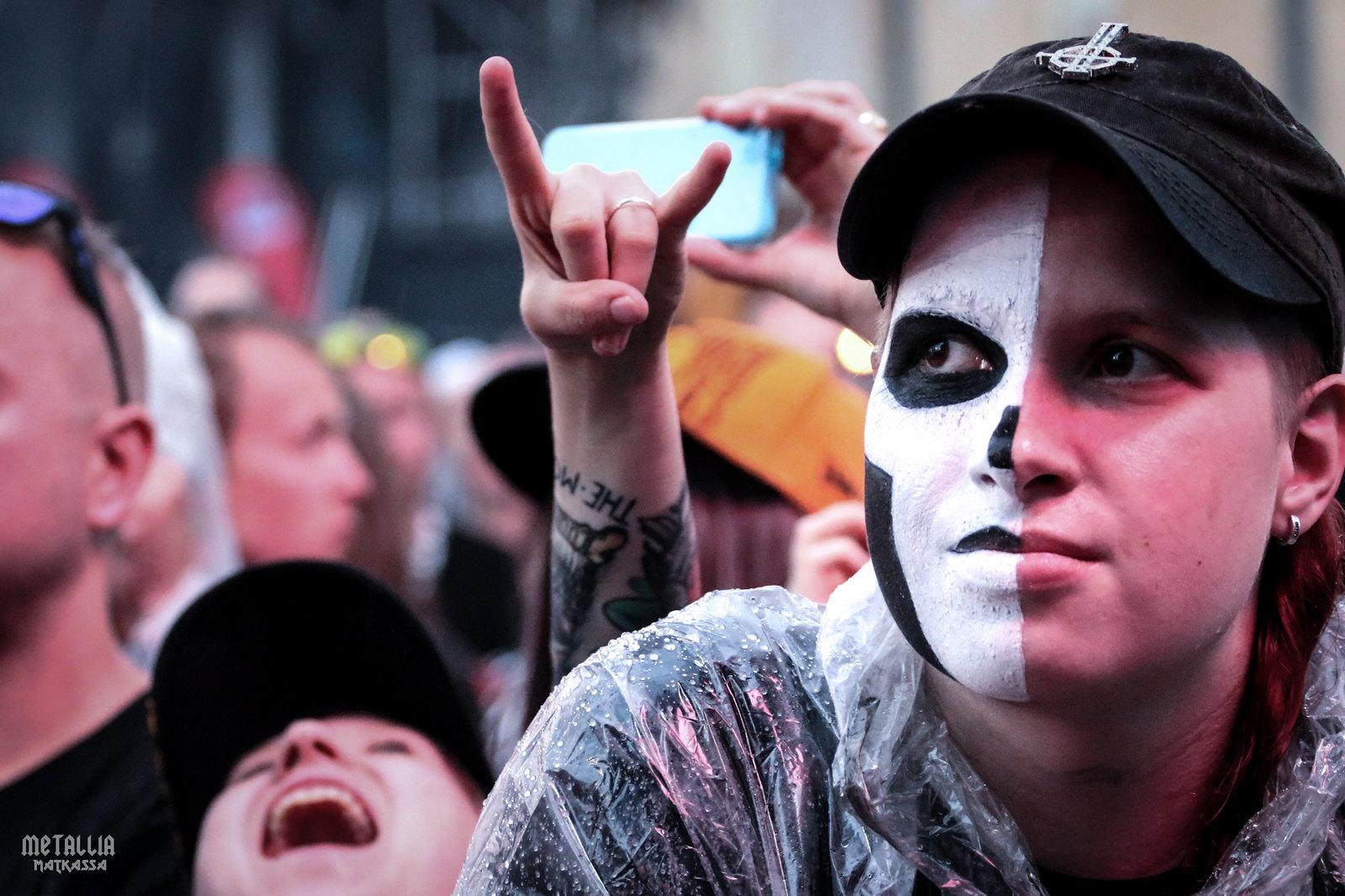 ghost, papa emeritus III, tuska 2016, tuska metal festival, tuska festival, hellsinki for headbangers, ghost band