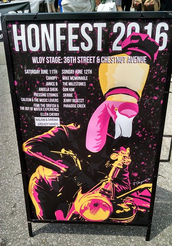 HonFest, Baltimore, Maryland, June 11, 2016
