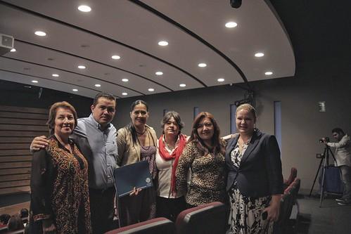 30 Junio 2016. Entrega de diplomas diplomado mujeres gobernando