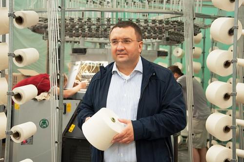 Олег Червонюк, рівненський промисловець: «Робота Нацбанку нагадуєдіяльність валютниківнаринку»