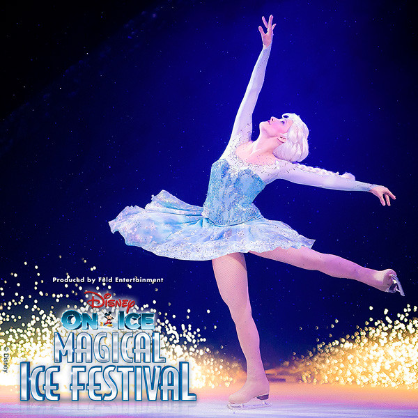 Disney on Ice Magical Ice Festival | Frozen