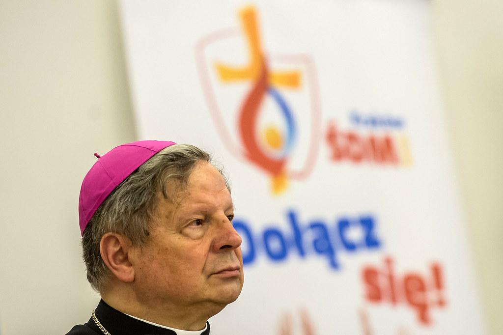 """Za miesiąc rozpoczną się """"Dni w Diecezjach"""" przed ŚDM Konferencja Prasowa w Episkopacie Polskim"""