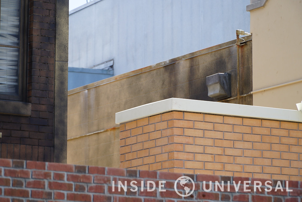 Phot Update: June 13, 2016 at Universal Studios Hollywood - The Walking Dead Attraction