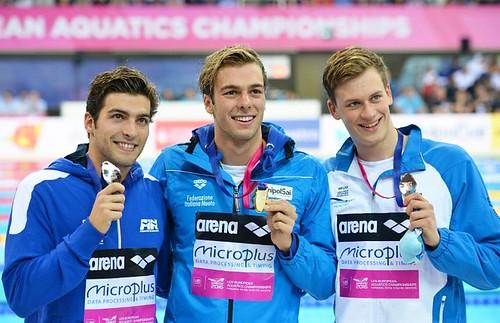 Романчук здобув дві медалі уЛондоні