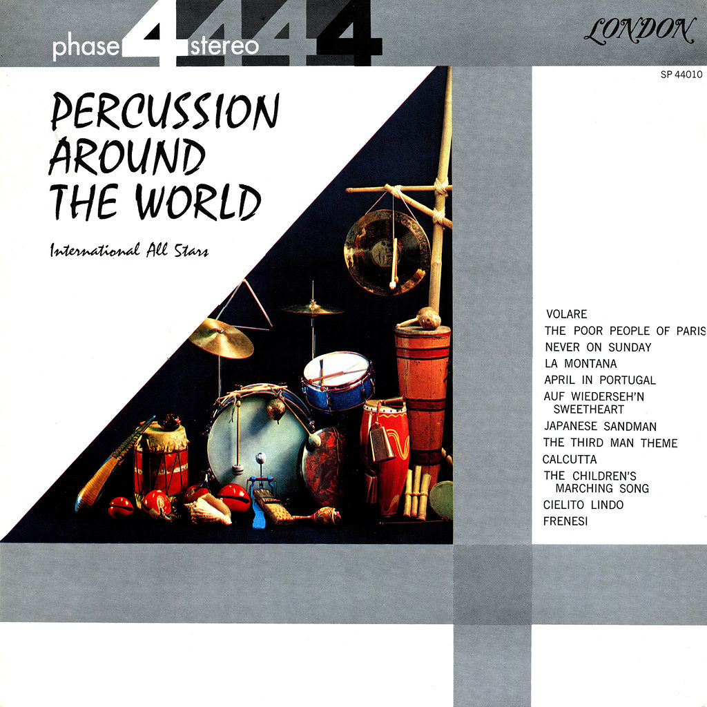 Harry Frekin - Percussion Around the World