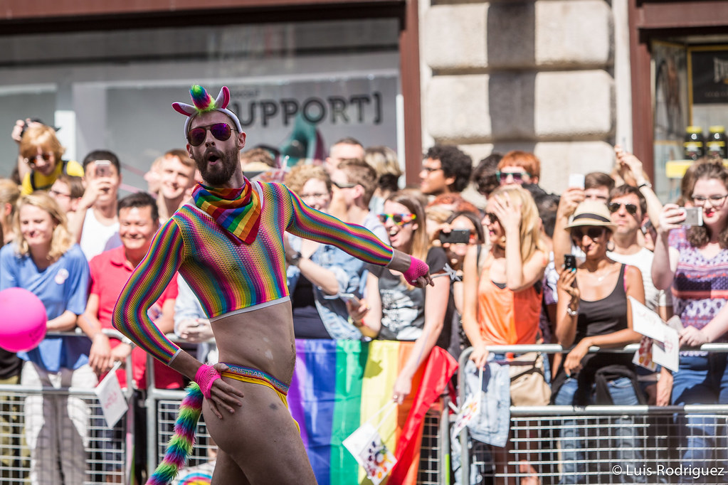 Pride 2016 in London-14