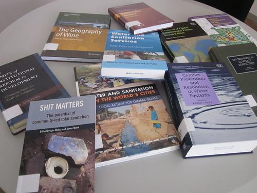 New books at CIDE Region Centro