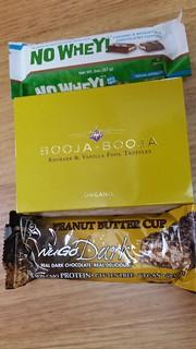Impulse chocolate buys