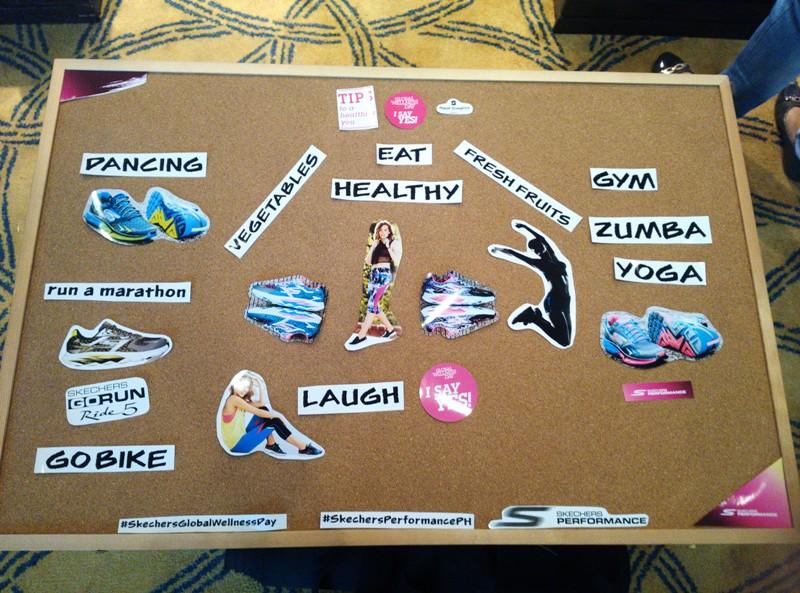 Makati Shangri-la Global Wellness Day 2016