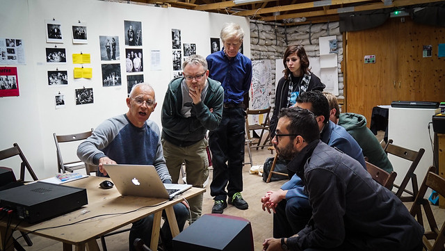 Alterations Festival: Field Recording workshop with Peter Cusack